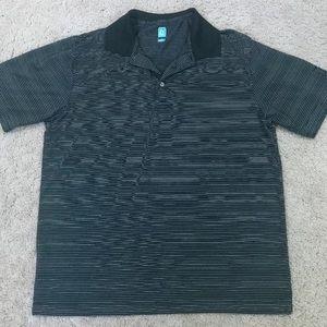 PGA Tour Golf Polo Shirt moisture wicking size L